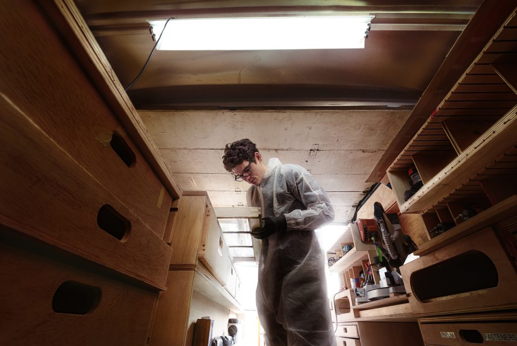 Ian, Window and Door Restoration