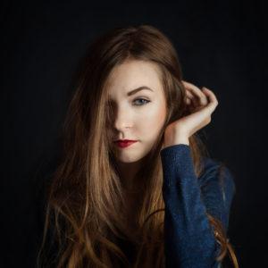 Alex, Model Portrait